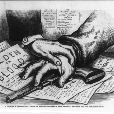 Ep. 3: Fake News and Nasty Men (1876 Election)