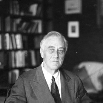 Ep. 5: The Inscrutable Man Part I (Franklin D. Roosevelt)