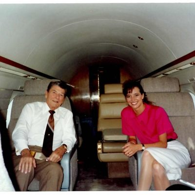 Ep. 4 – Perspectives: Peggy Grande on President Reagan